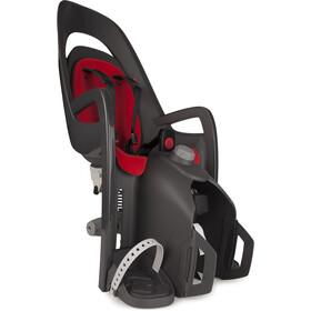 Hamax Caress siodełko dla dziecka bagażnik Dzieci, grey/red